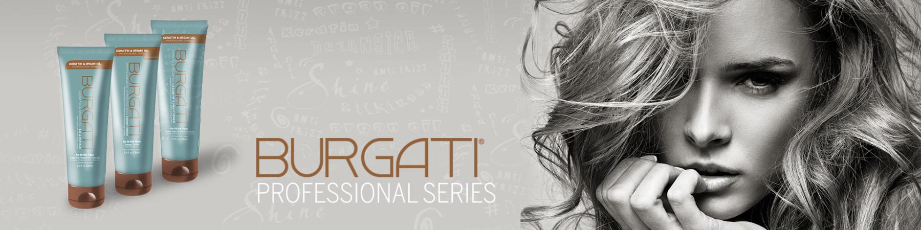Burgati Keratin & Argan Oil Professional Series