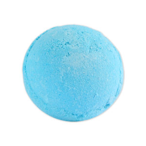 Burgati Blueberry bath bomb