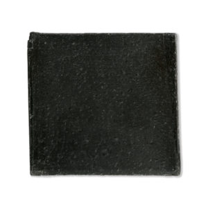 Black Handmade Natural Soap