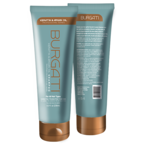 Burgati Keratin & Argan Oil Professional Series Shampoo