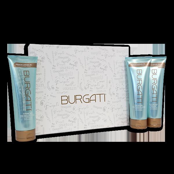 Burgati Hair Care Gift Set